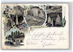 Iserlohn Iserlohn Dechenhoehle x / Iserlohn /Maerkischer Kreis LKR