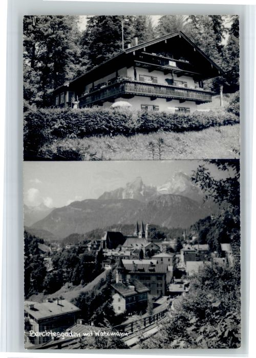 Berchtesgaden Berchtesgaden Haus Mueller * / Berchtesgaden /Berchtesgadener Land LKR 0