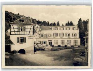 Badenweiler Badenweiler Hotel Restaurant Sonne * / Badenweiler /Breisgau-Hochschwarzwald LKR