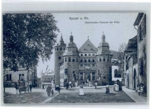Speyer Rhein Speyer Museum x / Speyer /Speyer Stadtkreis
