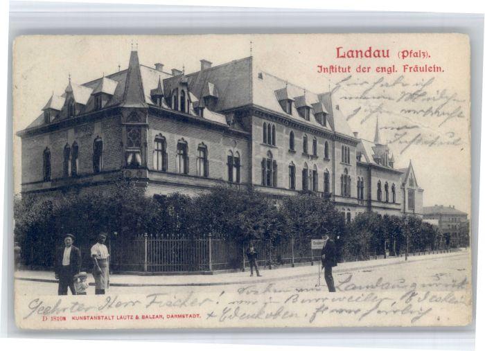 Landau Pfalz Landau  x / Landau in der Pfalz /Landau Pfalz Stadtkreis