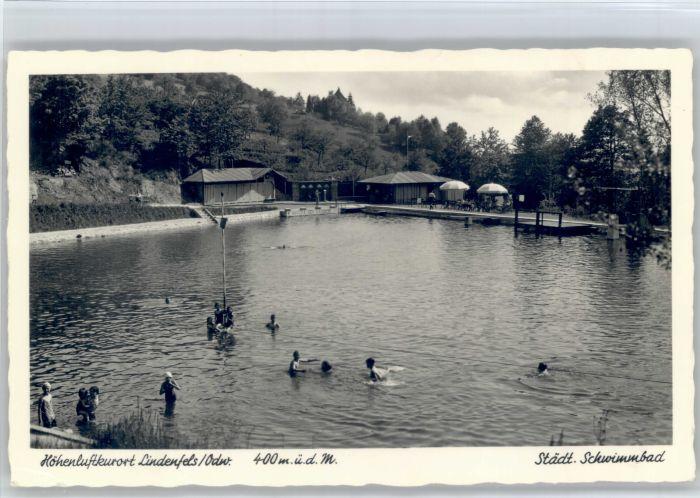 Lindenfels Odenwald Lindenfels Odenwald Schwimmbad * / Lindenfels /Bergstrasse LKR