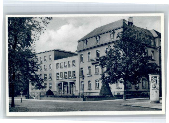 Bad Nauheim Bad Nauheim Konitzkystift * / Bad Nauheim /Wetteraukreis LKR