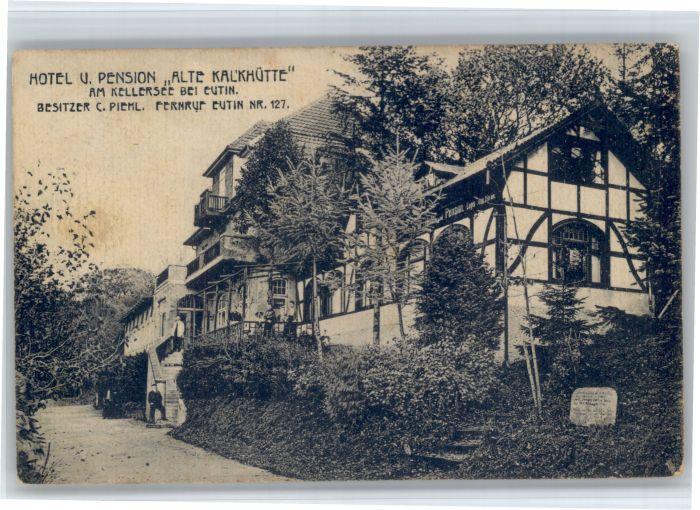 Eutin Eutin Hotel Pension Kalkhuette x / Eutin /Ostholstein LKR