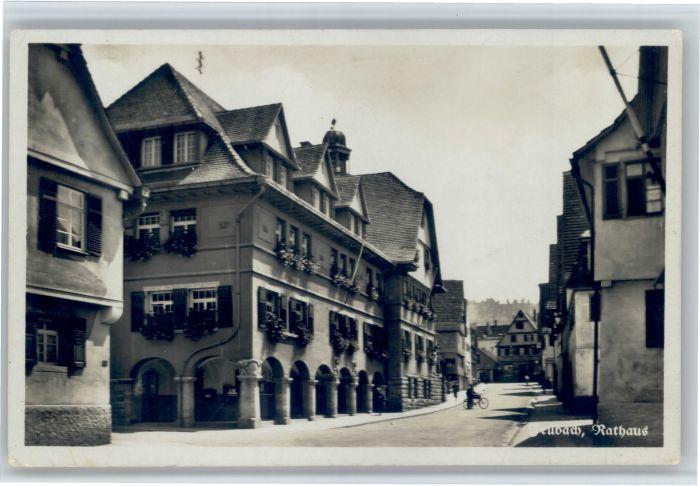 Fellbach Fellbach Rathaus x / Fellbach /Rems-Murr-Kreis LKR