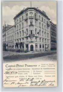 Hannover Hannover Central Hotel  x / Hannover /Region Hannover LKR