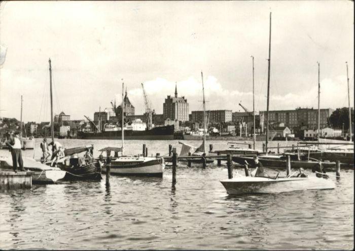Rostock Mecklenburg-Vorpommern Rostock Hafen x / Rostock /Rostock Stadtkreis