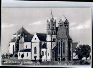 Breisach Rhein Breisach St Stephansmuenster * / Breisach am Rhein /Breisgau-Hochschwarzwald LKR