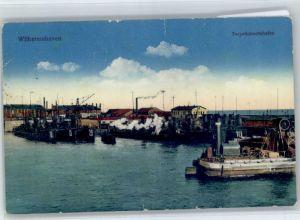 Wilhelmshaven Wilhelmshaven Torpetobootshafen x / Wilhelmshaven /Wilhelmshaven Stadtkreis