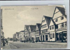 Nienburg Weser Nienburg Lange Strasse * / Nienburg (Weser) /Nienburg LKR