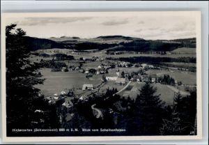 Hinterzarten Hinterzarten  * / Hinterzarten /Breisgau-Hochschwarzwald LKR