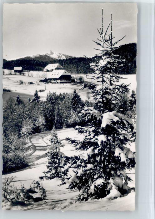 Hinterzarten Hinterzarten  x / Hinterzarten /Breisgau-Hochschwarzwald LKR