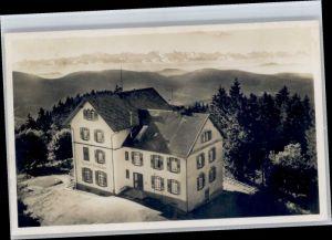 Badenweiler Badenweiler Hotel Hochblauen x / Badenweiler /Breisgau-Hochschwarzwald LKR