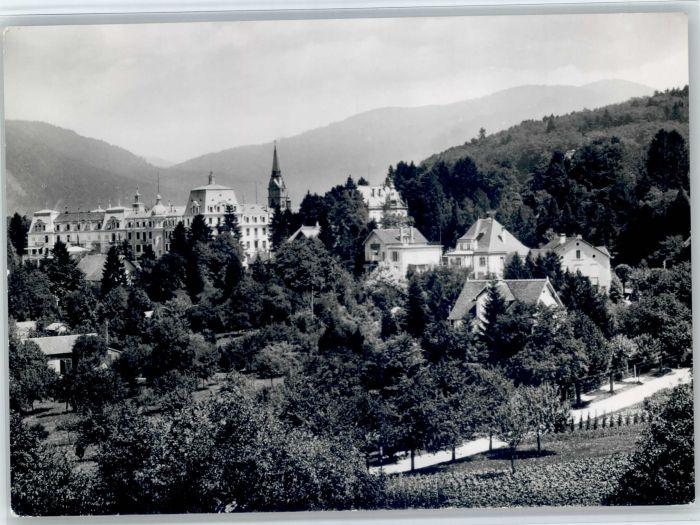 Badenweiler Badenweiler  * / Badenweiler /Breisgau-Hochschwarzwald LKR