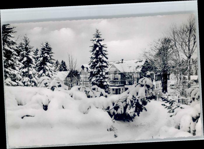 Jagdhaus Sauerland Jagdhaus Sauerland Gasthof Wiese * / Schmallenberg /Hochsauerlandkreis LKR