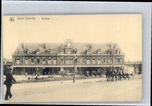 Saint-Quentin Saint-Quentin Bahnhof * / Saint-Quentin /Arrond. de Saint-Quentin