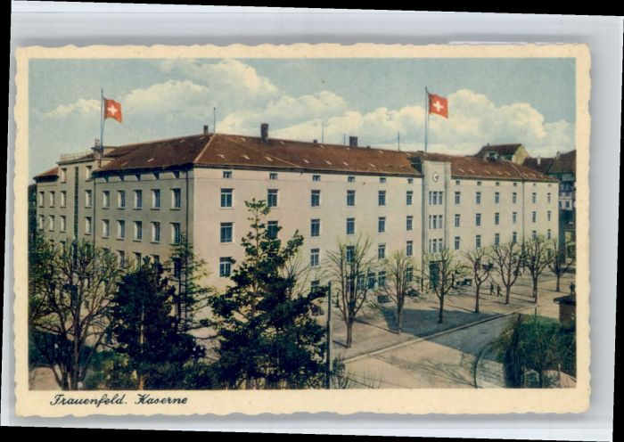 Frauenfeld Frauenfeld Kaserne * / Frauenfeld /Bz. Frauenfeld