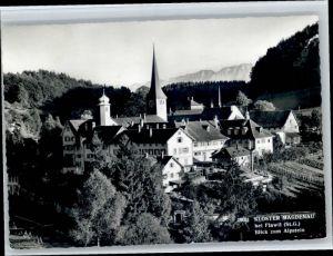 Flawil Flawil Kloster Magdenau x / Flawil /Bz. Wil