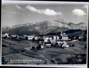 Schwellbrunn Schwellbrunn Saentis x / Schwellbrunn /Bz. Hinterland