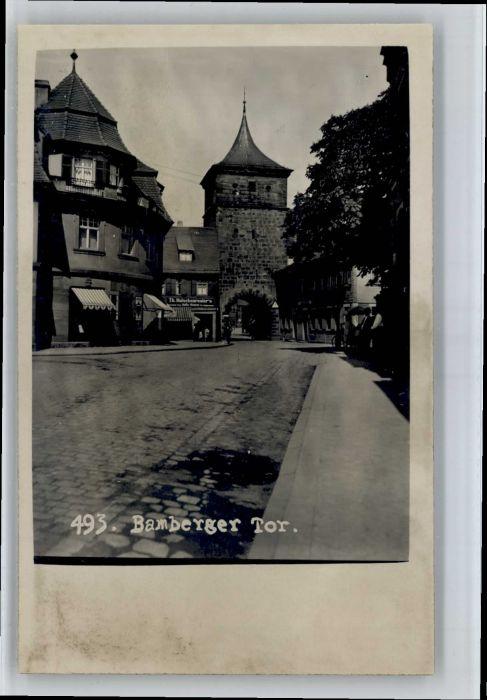 Bamberg Bamberg Tor * / Bamberg /Bamberg LKR