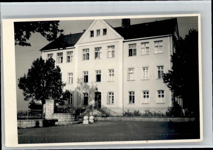 Oettingen Oettingen [handschriftlich] Marienheim * / Oettingen i.Bay. /Donau-Ries LKR