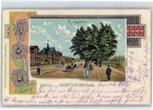 Northeim Northeim Rueckingsallee x / Northeim /Northeim LKR