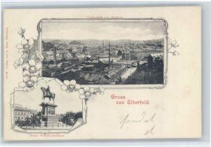 Elberfeld Wuppertal Elberfeld Kaiser Wilhelm Denkmal  x / Wuppertal /Wuppertal Stadtkreis