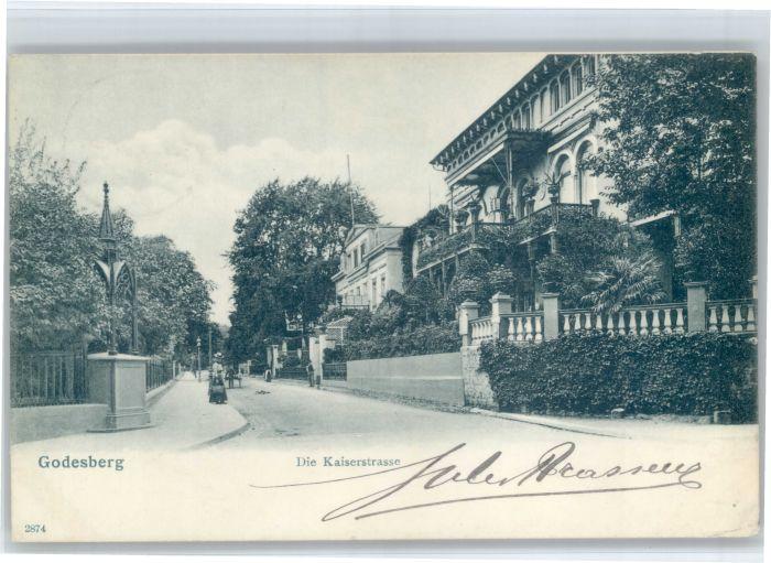 Bad Godesberg Bad Godesberg Kaiserstrasse x / Bonn /Bonn Stadtkreis