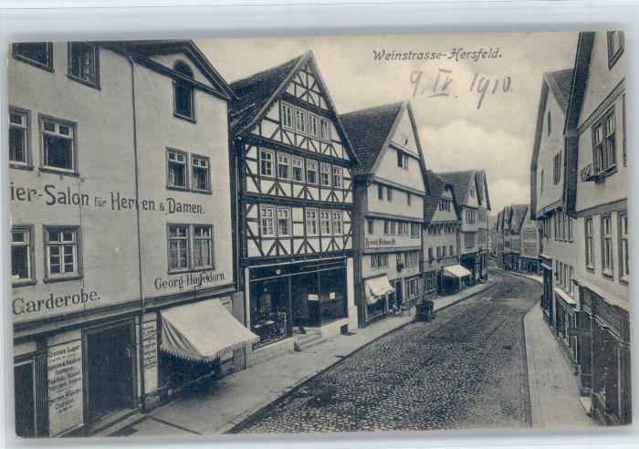 Bad Hersfeld Bad Hersfeld Weinstrasse x / Bad Hersfeld /Hersfeld-Rotenburg LKR
