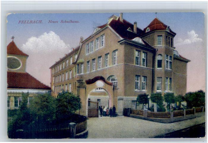 Fellbach Fellbach Schule x / Fellbach /Rems-Murr-Kreis LKR