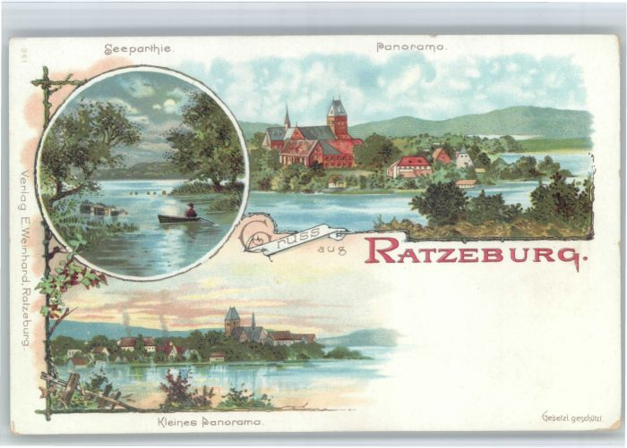 Ratzeburg Ratzeburg  * / Ratzeburg /Herzogtum Lauenburg LKR