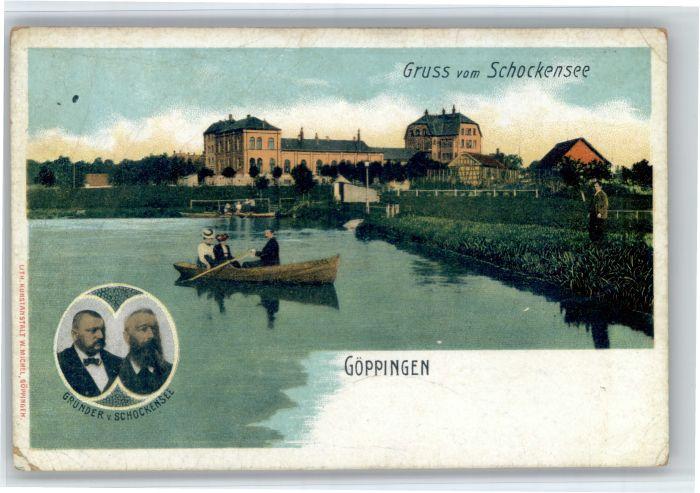 Goeppingen Goeppingen Schockensee * / Goeppingen /Goeppingen LKR