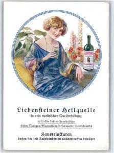 Bad Liebenstein Liebenstein Heilquelle * / Bad Liebenstein /Wartburgkreis LKR