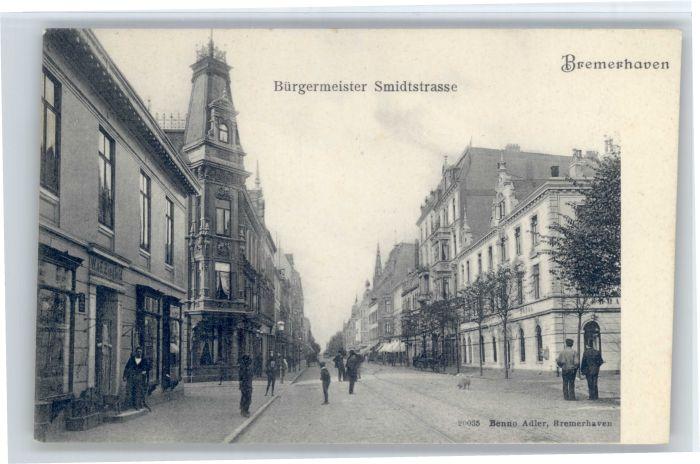 Bremerhaven Bremerhaven Schmidtstrasse * / Bremerhaven /Bremen Stadtkreis