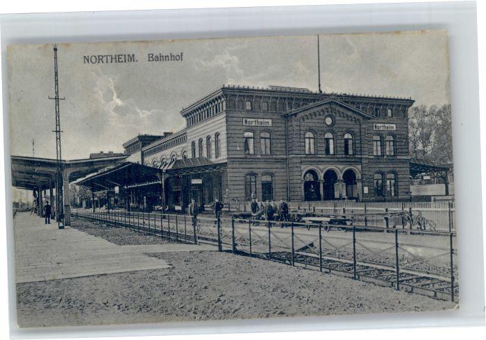 Northeim Northeim Bahnhof x / Northeim /Northeim LKR
