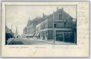 Burbach Burbach  Wilhelmstrasse x / Burbach /Siegen-Wittgenstein LKR