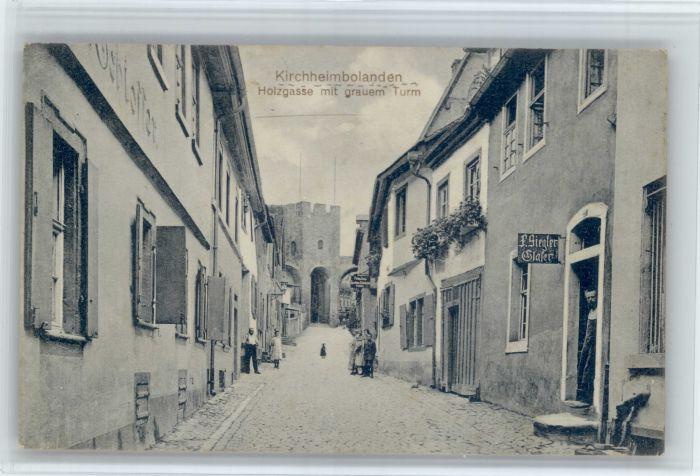 Kirchheimbolanden Kirchheimbolanden Holzgasse * / Kirchheimbolanden /Donnersbergkreis LKR
