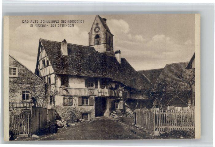 Efringen-Kirchen Efringen-Kirchen Schule * / Efringen-Kirchen /Loerrach LKR