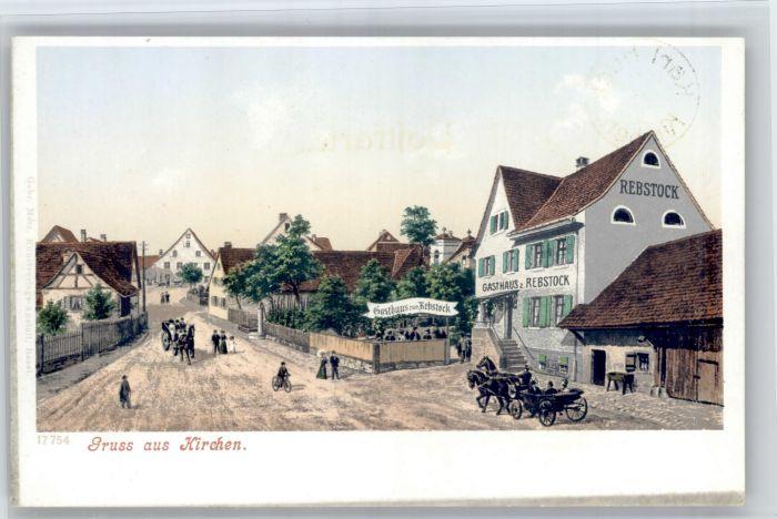Efringen-Kirchen Efringen-Kirchen Gasthaus Rebstock * / Efringen-Kirchen /Loerrach LKR