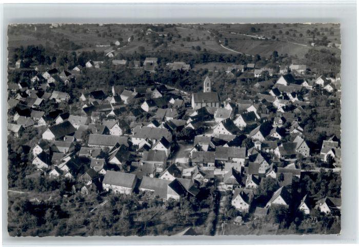 Efringen-Kirchen Efringen-Kirchen Fliegeraufnahme x / Efringen-Kirchen /Loerrach LKR