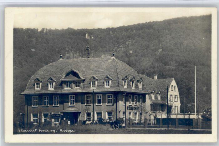 Freiburg Breisgau Freiburg Breisgau Roemerhof * / Freiburg im Breisgau /Breisgau-Hochschwarzwald LKR