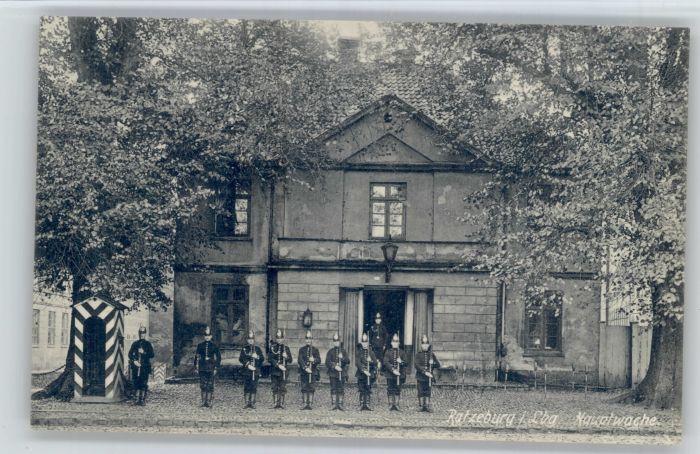 Ratzeburg Ratzeburg Hauptwache * / Ratzeburg /Herzogtum Lauenburg LKR