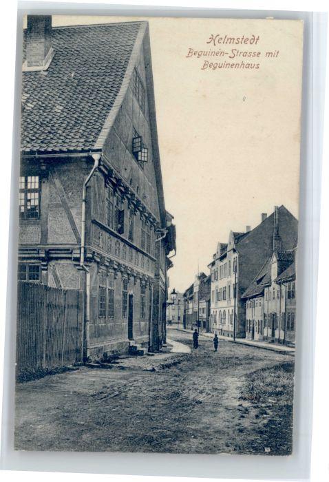 Helmstedt Helmstedt Beguinenstrasse Beguinenhaus x / Helmstedt /Helmstedt LKR