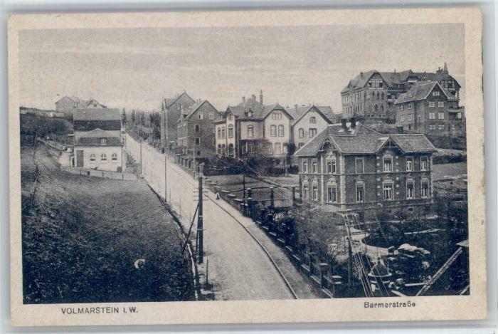 Volmarstein Volmarstein Barmerstrasse * / Wetter (Ruhr) /Ennepe-Ruhr-Kreis LKR