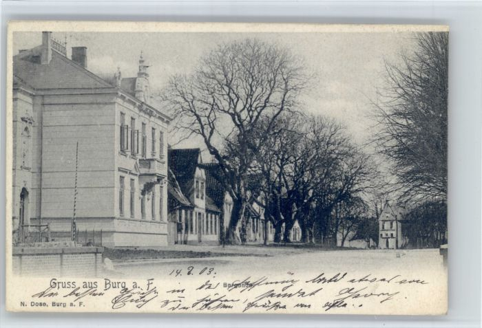 Burg Fehmarn Burg Fehmarn  x / Fehmarn /Ostholstein LKR