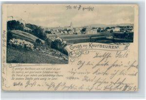 Kaufbeuren Kaufbeuren Vers x / Kaufbeuren /Kaufbeuren Stadtkreis