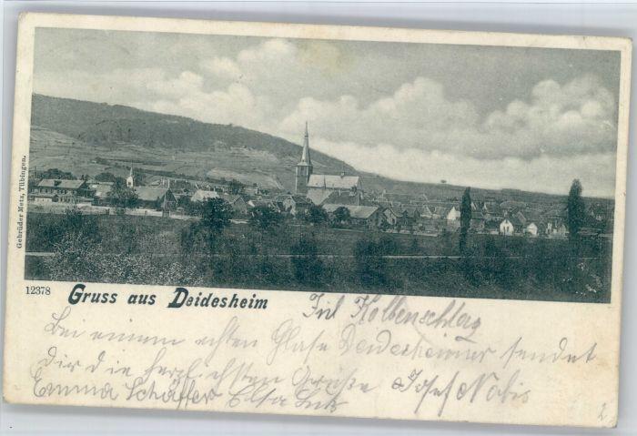 Deidesheim Deidesheim  x / Deidesheim /Bad Duerkheim LKR