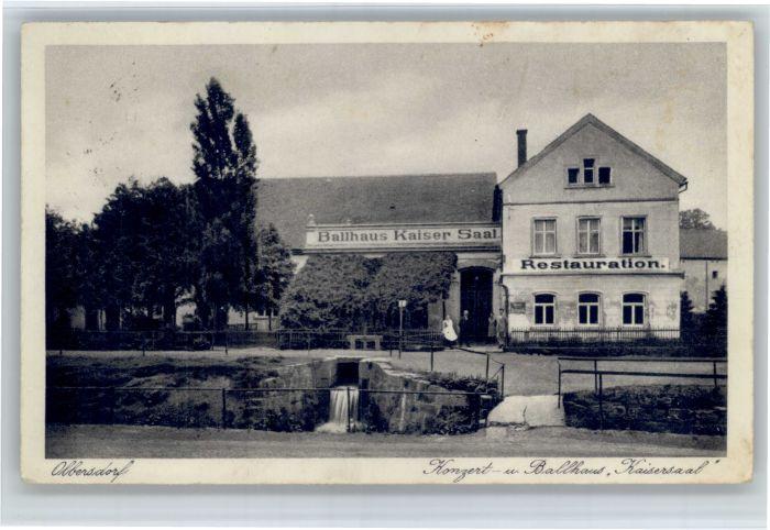 Olbersdorf Sachsen Olbersdorf Konzerthaus Kaisersaal x / Olbersdorf /Goerlitz LKR