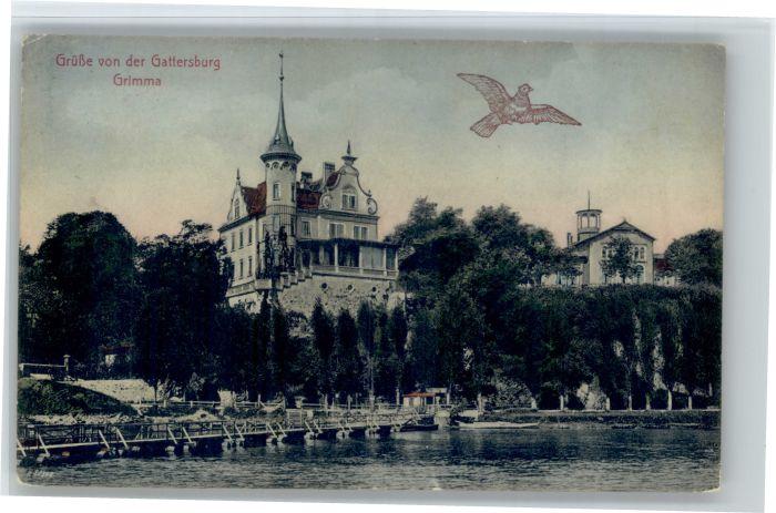 Grimma Grimma Gattersburg * / Grimma /Leipzig LKR