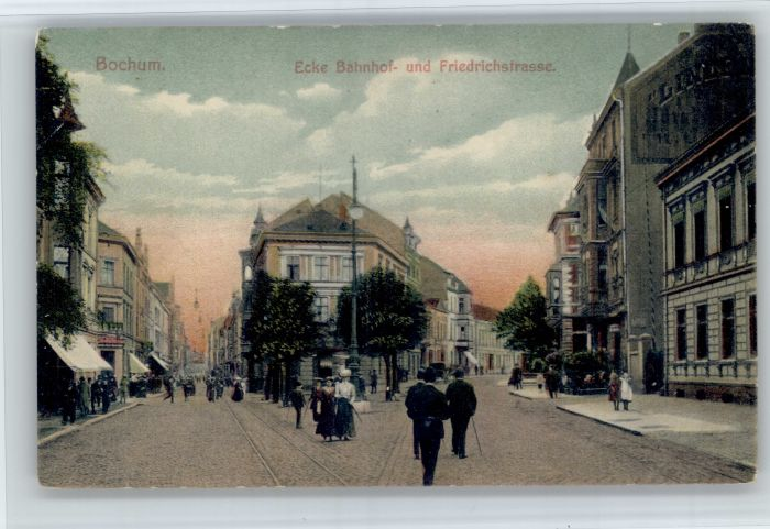 Bochum Bochum Friedrichstrasse * / Bochum /Bochum Stadtkreis